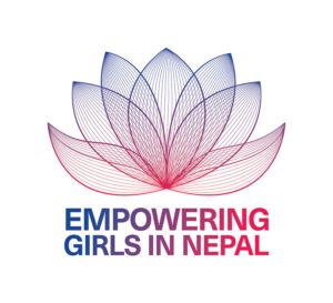 Empowering Girls in Nepal Logo