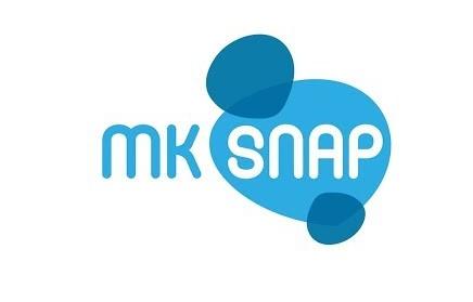 MK Snap logo