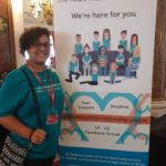 Aaliyah Aries youth panel member of Dilated Cardiomyopathy panel for young people