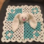 Aaliyha Aries crochet rabbit therapy