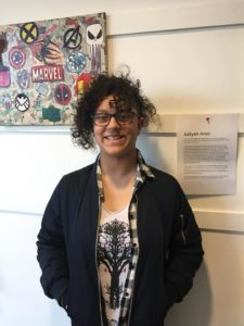 Aaliyha Aries founder member of the Youth Panel for Dilated Cardiomyopathy