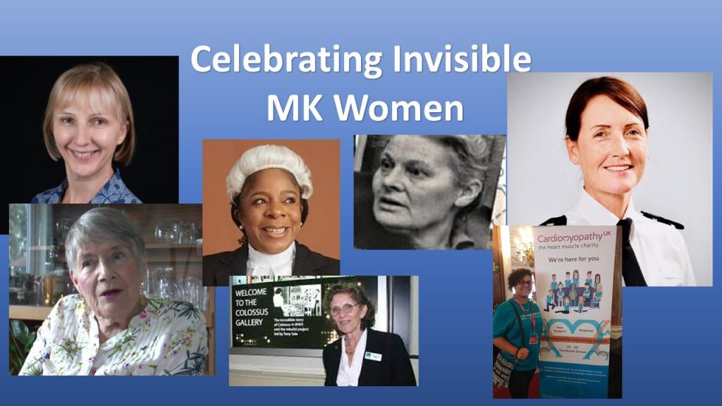 Celebrating invisible MK Women