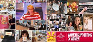 Princes Trust Brilliant Breakfast Oct 2021 - Women Supporting Women