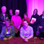 Women with Prue Leith in Nantwich