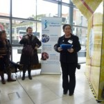Joint President Christine Lowthian launches the GIFT Box on 4th March 2016