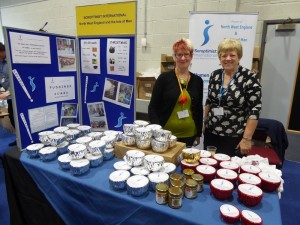 Regional Friendship Link with Kumba in the Cameroon - fundraising puddings