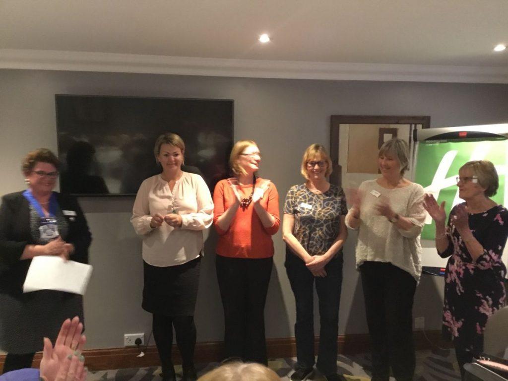 Lancaster Soroptimists AGM 2019 welcome new members