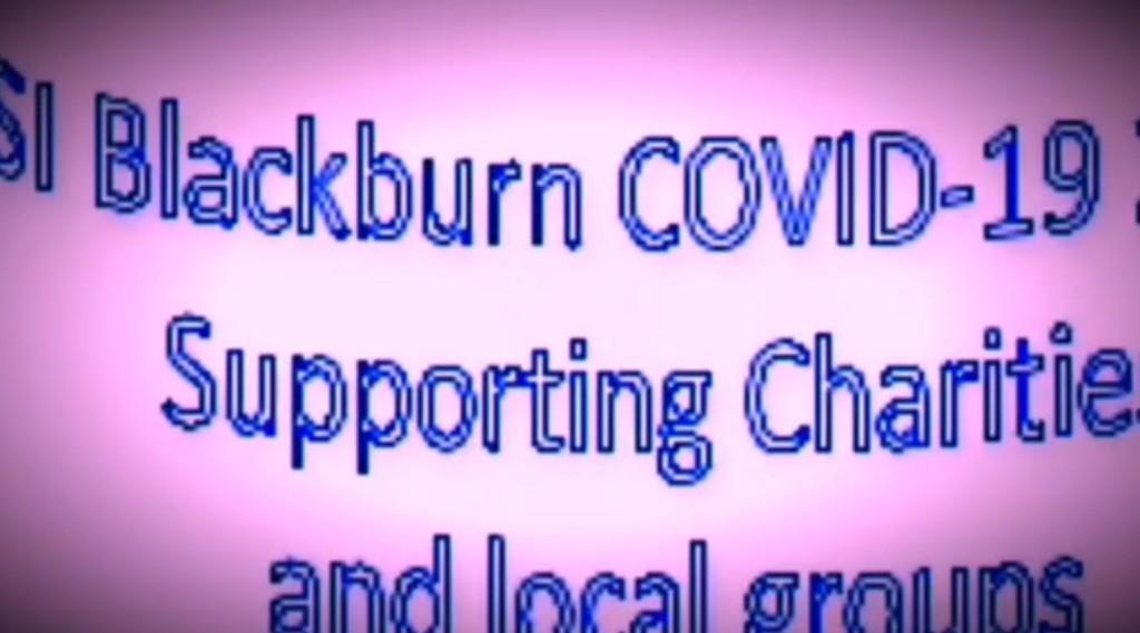 Blackburn Soroptimists - working during lockdown