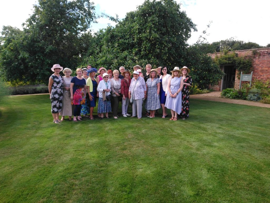Bradley Hall Gardens event raising awareness and funds for Brain Tumour Cancer 2018
