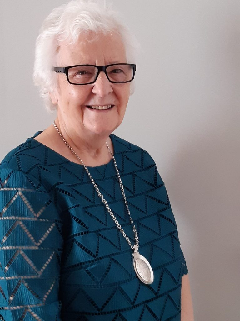 Picture of President Joyce Chesney