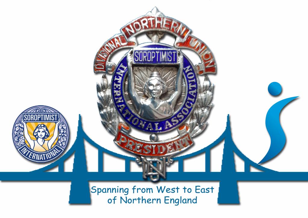 Insignia of Soroptimist Region of Northern England