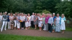 Summer 2014 Outing to Norton Priory