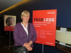 Photo of Oxford Soroptimist attending Fearless