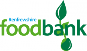 Logo for the Foodbank