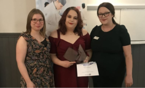 Peterborough regional college hospitality and catering awards