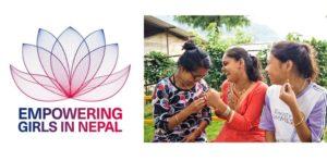empowering girls in nepal