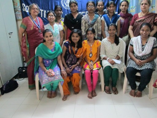 Our Girl Child Project Beneficiaries