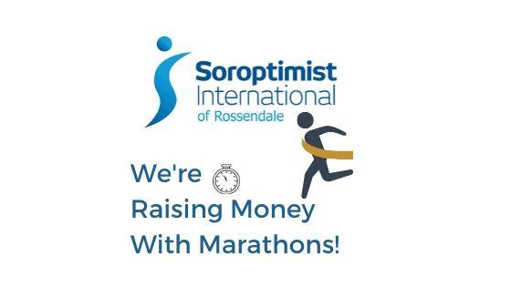 We're Raising Money With The Marathon Challenge!
