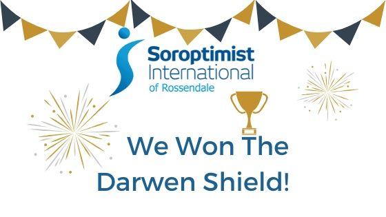 SI Rossendale Announced As Joint Winner Of The Darwen Shield 2020 We Won The Darwen Shield