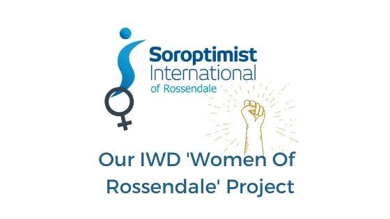 Women Of Rossendale Project For International Women's Day 2021