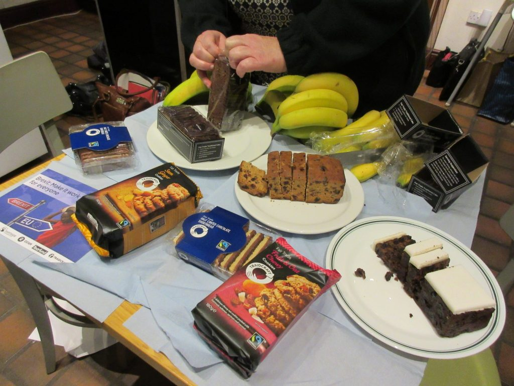 Annual Fairtrade tea