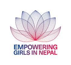 Logo of Empowering Girls in Nepal