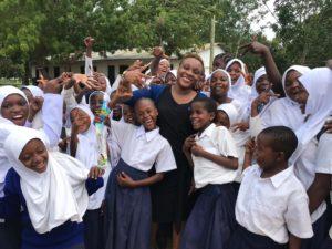 The Lwelu Girls Club in Tanzania