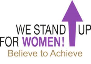 22 11 2020 SIGBI President Johanna's Logo; Believe to Achieve