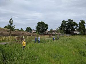 SI Dunfermline Tree Planting at Lyne Burn 27 06 2021 (e)