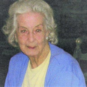Sylvia Mear - SI Hertford & District - SI Hertford archive