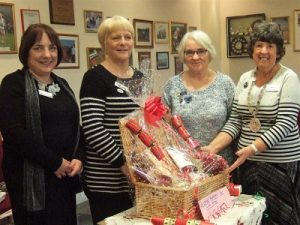 Soroptimists raffle for Life NoW