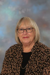 Immediate Past President Barbara Watts