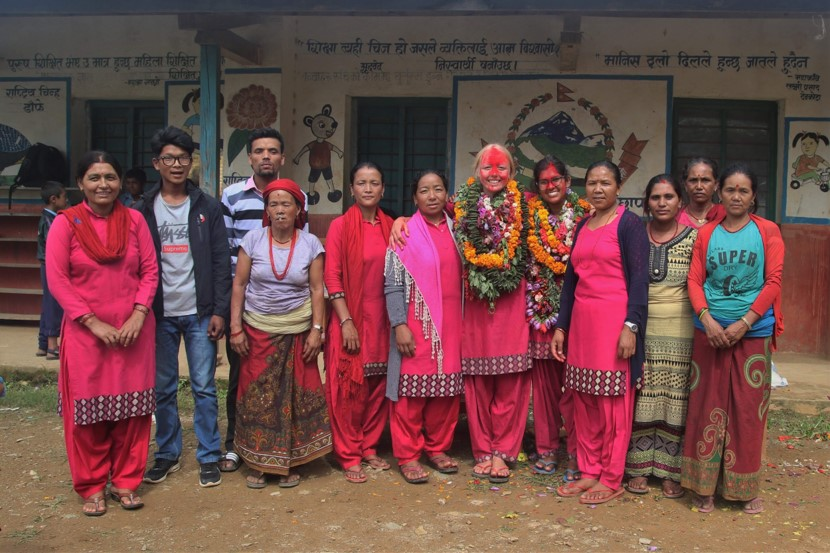 SoroptimiOrla Fawcett Nepal Project Trust