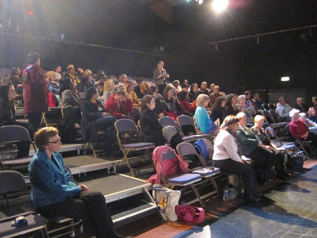 22-IWD19 audience