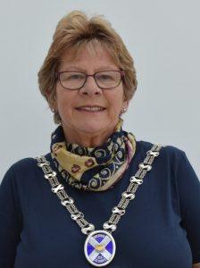 SI St Albans President Barbara Saunders OBE