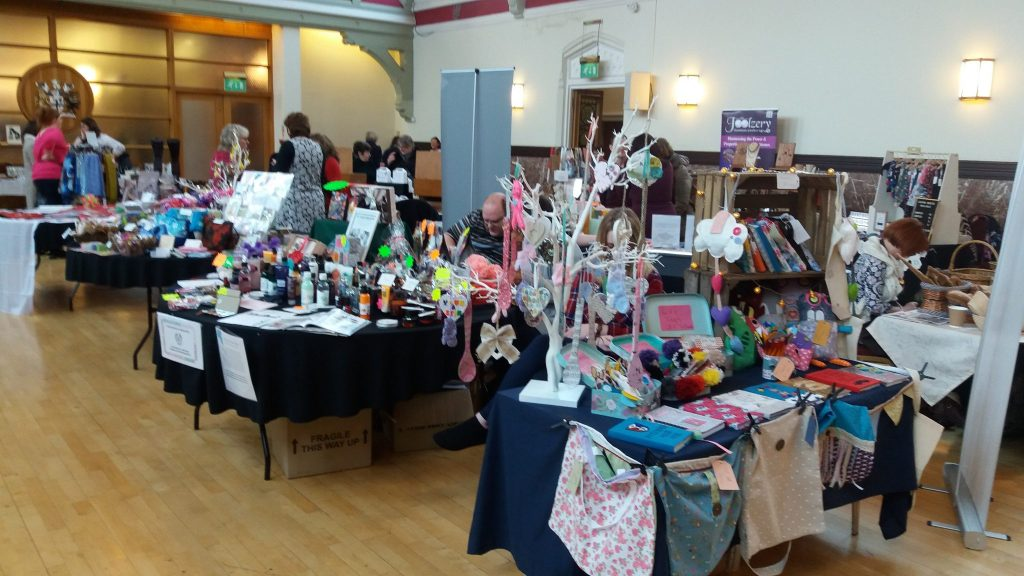 some of our amazing stalls