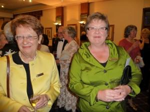 Heilbronn members at the Stockport 70th Dinner