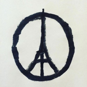 Peace for Paris Symbol