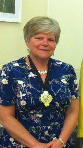 President Anne Williams