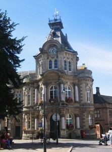 Tiverton Town Hall
