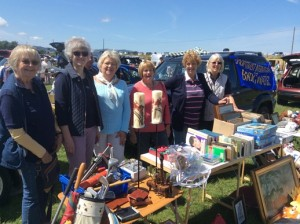 SI Bridgewater Car Boot Sale raising funds for St Peters Life Line