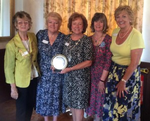 SI Plymouth receives SW Regional Best Practice Award