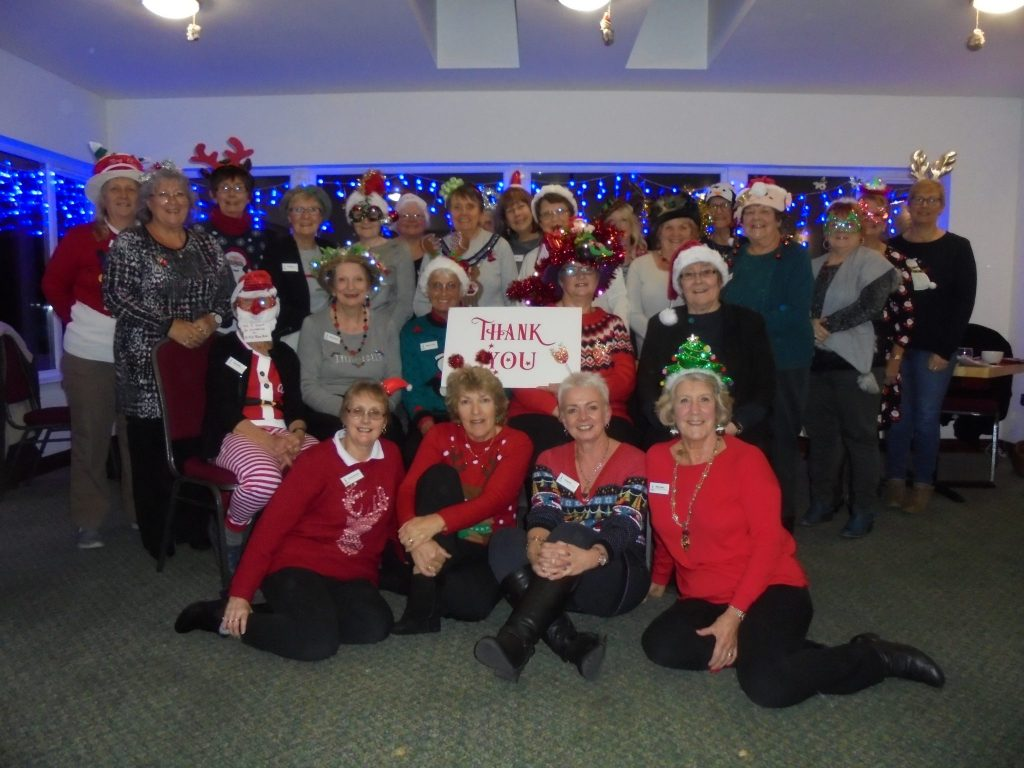 Happy Christmas from all at SI St Austell & District!