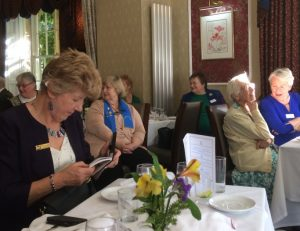 Soroptimist Lunch at Chiseldon House