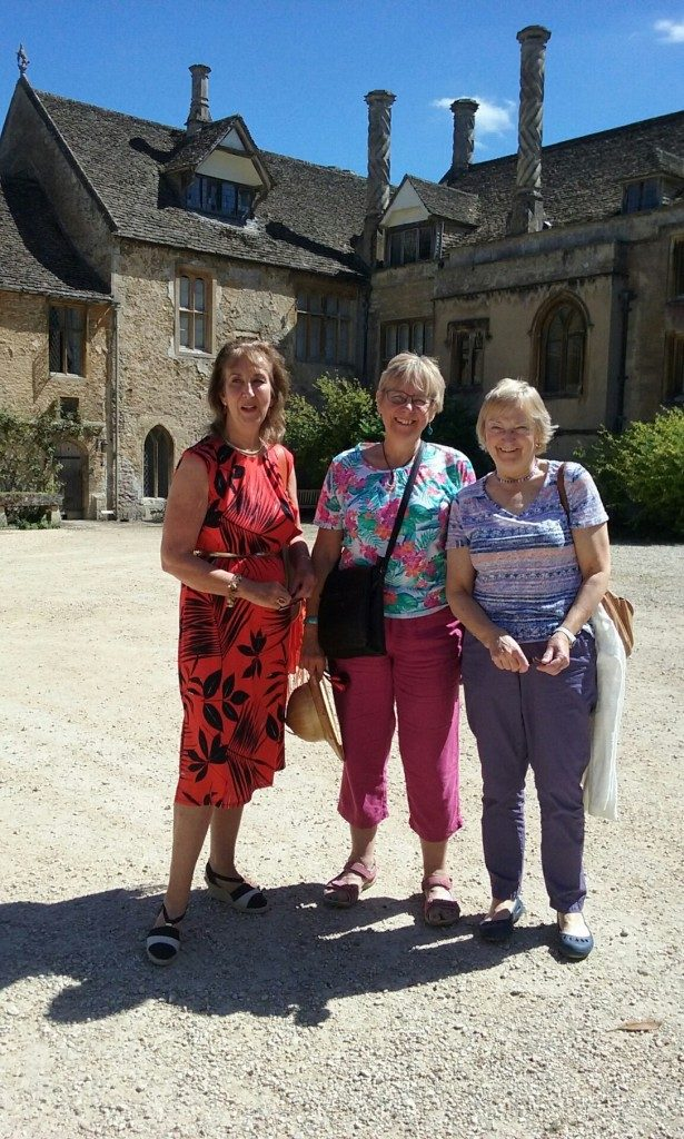 Soroptimist outing to Lacock