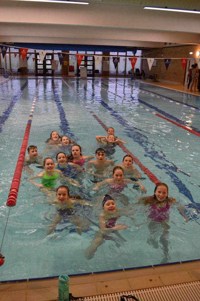 Taunton Swimming Club - Comp 2 and ST3