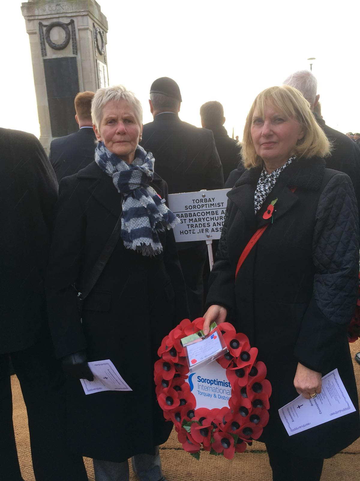Remembrance Sunday Torquay