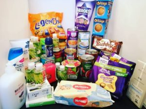 Foodbank donation October 2020