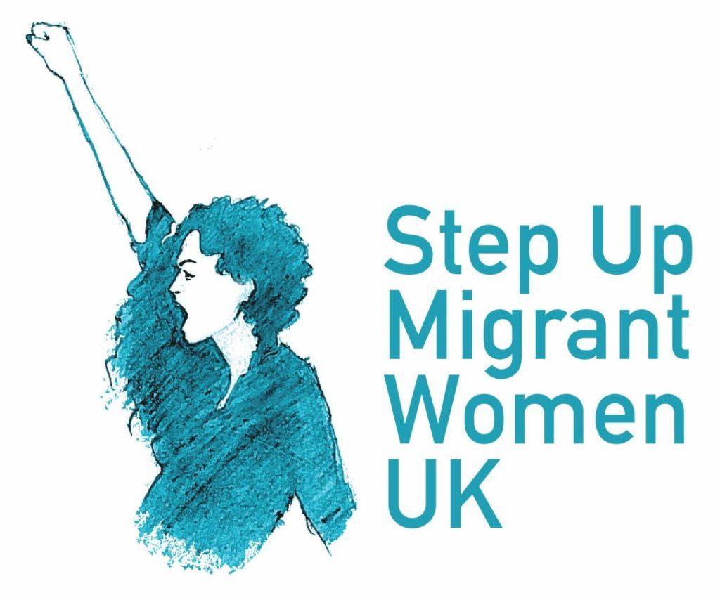 #StepUpMigrantWomen