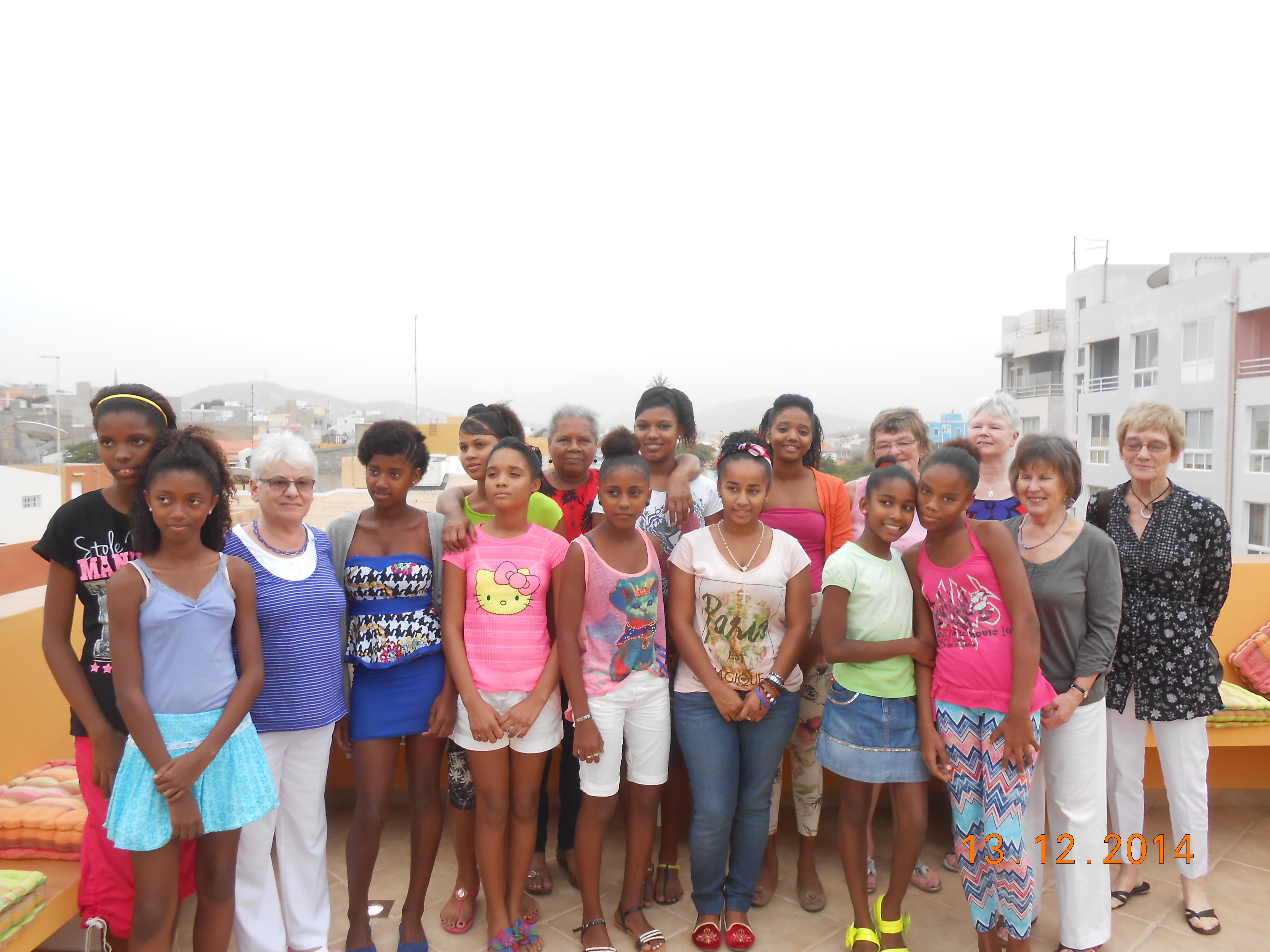 Trip To Cape Verde